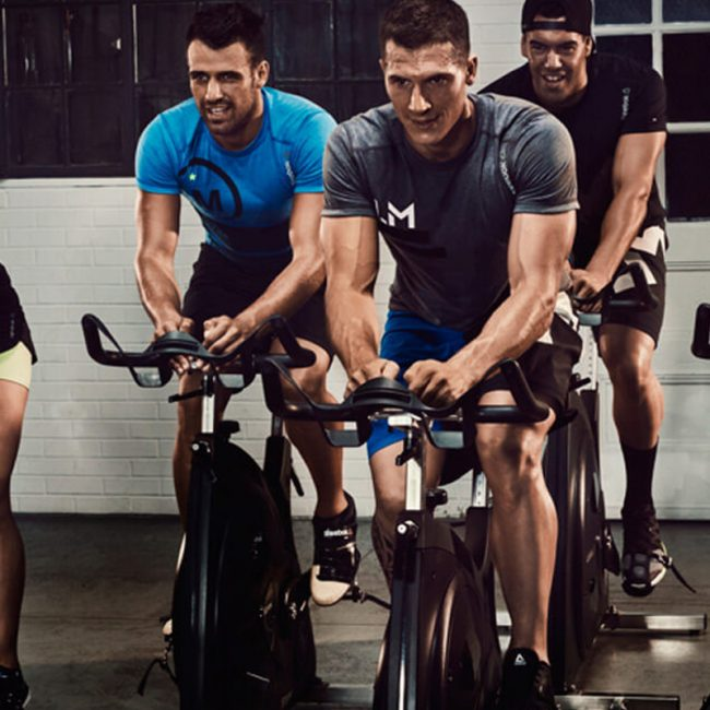 Thrive-Gym-has-a-fully-air-conditioned-Les-Mills-spin-cycling-studio
