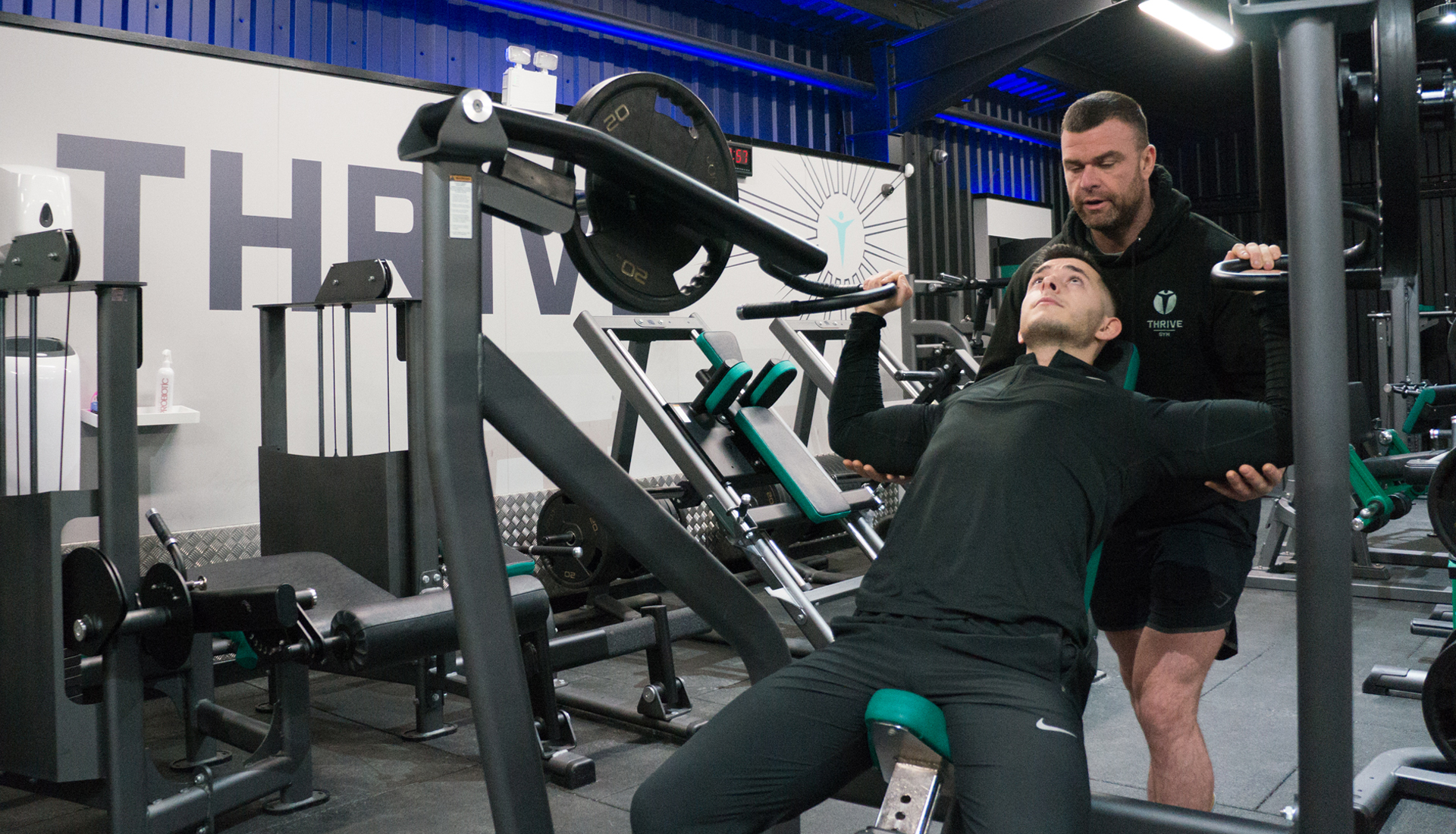New Rawtenstall Gym Thrive wants Personal Trainers ahead of opening