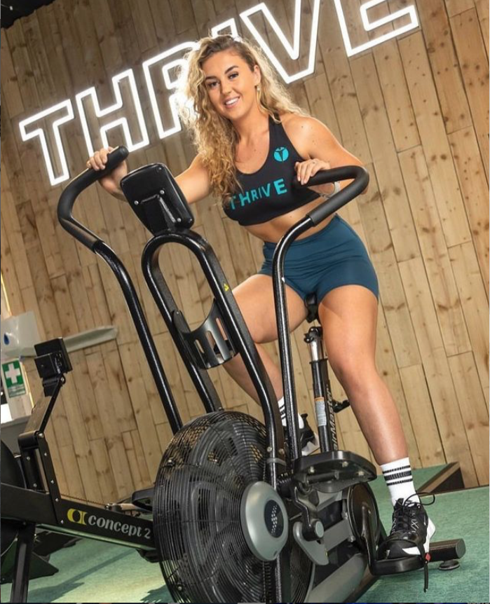 Thrive Gym is recruiting personal trainers for new Rawtenstall Gym